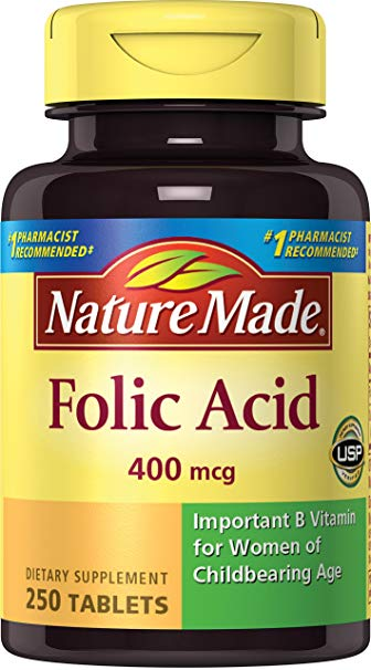Folic acid for pregnant women