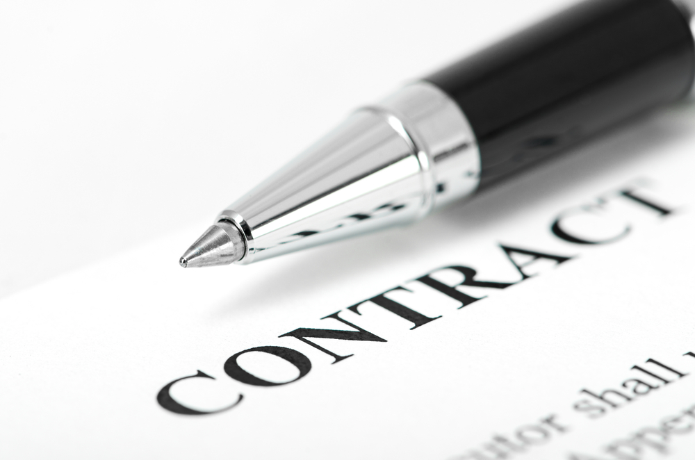 Why should you sign a contract with Pons Medical?
