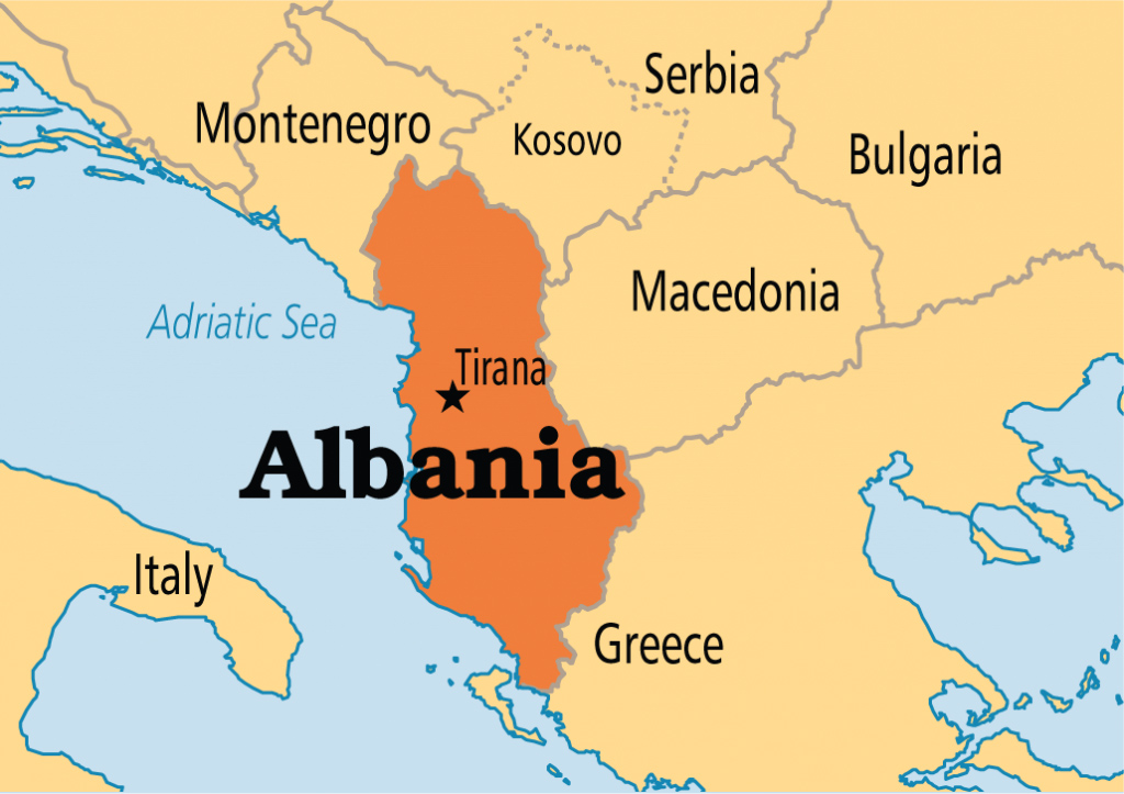 IVF and Surrogacy Tourism in Europe. Albania.