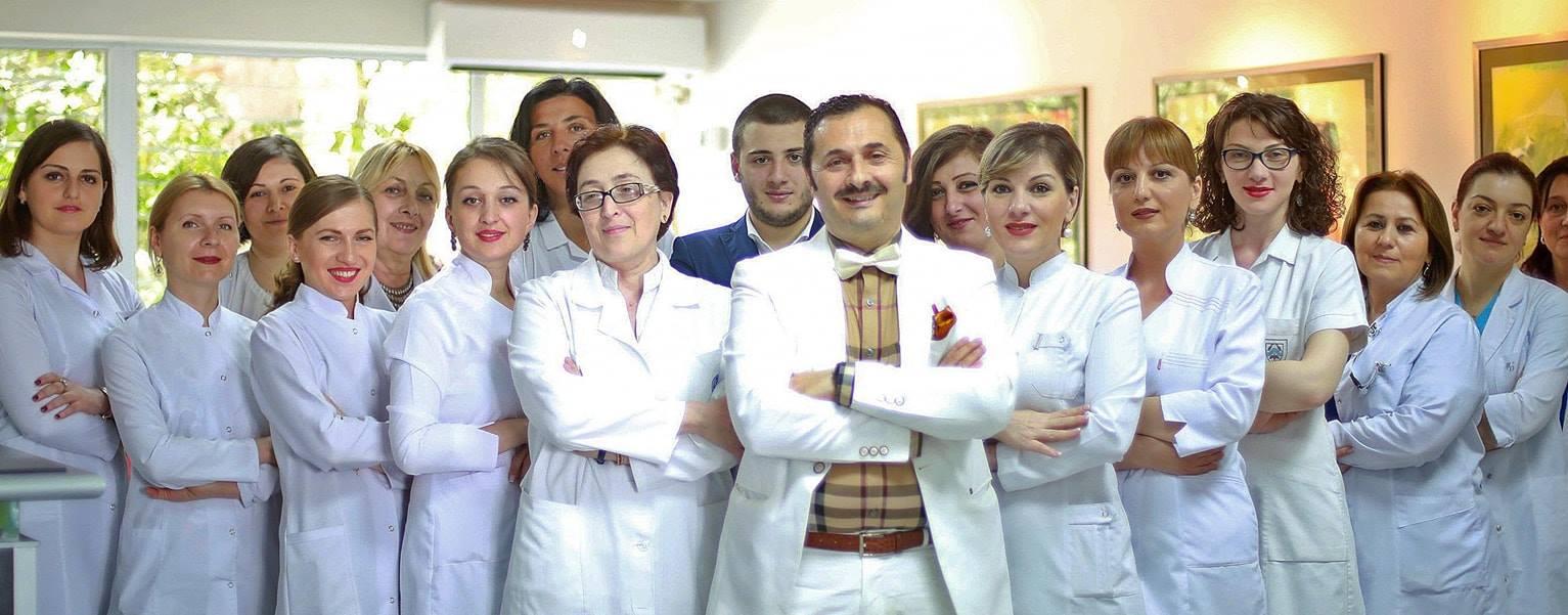 Sabakhtarashvili clinic
